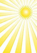 Summer Sun poster