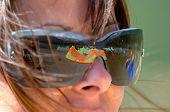 Close Up Sunglasses