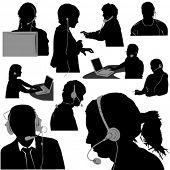 Sekretär und Call-Center-Betreiber 2