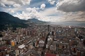 View of Downtown Bogota
