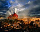Black Rock Desert Gysers