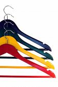 Colorful Clothes-Hangers