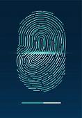 Fingerprint. Id App Icon. Fingerprint Icon App. Fingerprint Id Symbol. Fingerprint Scan. Fingerprint poster