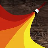 pic of paint brush  - Vector  - JPG