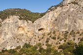 'Tempi' canyon in Greece