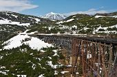 White Pass And Yukon Route Brücke