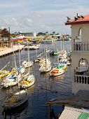 Belize City Dock