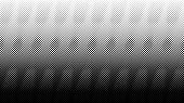 Gradient Halftone Dots Background Vector Illustration. Black White Dots Halftone Texture. Pop Art Bl poster
