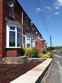 Redbrick Typical english houses