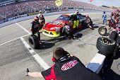 NASCAR: Sep 25 Sylvania 300