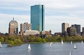 Boston In The Spring