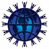 World Wide Web W Map