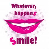 Whatever Happens, Smile