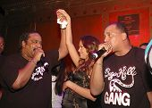Sugar Hill Gang at Gotham Magazine's Sixth Annual Gala with Hosts Rudy and Judith Giuliani February 6, 2006 - Capitale New York City, New York United States