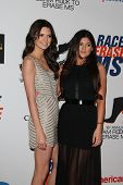 LOS ANGELES - MAY 18: Kendall Jenner, Kylie Jenner at the 19th Annual Race to Erase MS gala held at the Hyatt Regency Century Plaza on May 18, 2012 in Century City, California