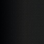 Hexagon Texture Background