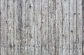 Rusted Wood Wall