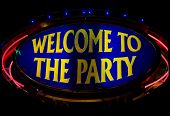 picture of slot-machine  - Welcome to the party  - JPG