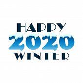 Winter Landscape, Snowy Winter, Winter Sale, Winter Background, Winter Day, Winter Banner, Winter Ab poster