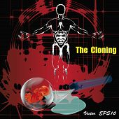 The cloning people. People future.Genetic research
