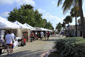 Lauderdale By The Sea, Florida Craft Festival
