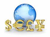 Currencies.