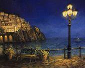 Noite de Verão em Amalfi