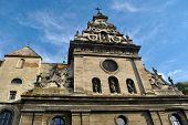 Andriy's catholic church