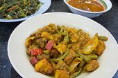 Tempeh Stir Fry With Sambal Chili