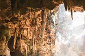 Sun Light In The Cave