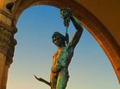 stock photo of perseus  - Cellini - JPG