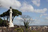 Manfredi Lighthouse In Rome