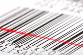 Barcode Label.