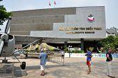 Museo de restos guerra americano vietnamita, Ho Chi Minh city, Vietnam