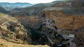 St. George Monastery, Wadi Qelt Gorge, Israel