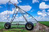 Irrigation of farmland