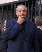 LOS ANGELES - NOV 8:  Dick Wolf at the Mariska Hargitay Hollywood Walk of Fame Star Ceremony at Holl