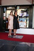 LOS ANGELES - NOV 8:  Hilary Swank, Mariska Hargitay at the Mariska Hargitay Hollywood Walk of Fame