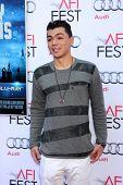 LOS ANGELES - NOV 9:  Adam Irigoyen at the AFI FEST