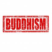 Buddhism-stamp