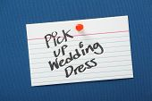 Pick Up Wedding Dress