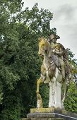 Statue Of Frederick The Great, Potsdam, Germany poster