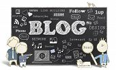 Social Media With Blogging