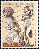 Michelangelo Stamp