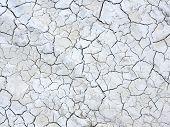 Mud cracks dryness texture background