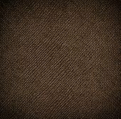 Seamless Brown Leather Texture With Golden Reflex