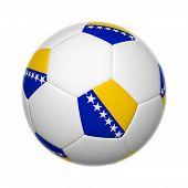 Bosnia Herzegovinan Soccer Ball