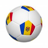 Moldavian Soccer Ball