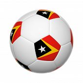 East Timor Soccer Ball