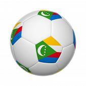 Comoros Soccer Ball